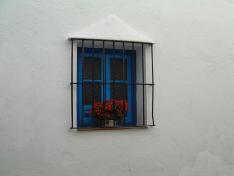 A Window In Spain
